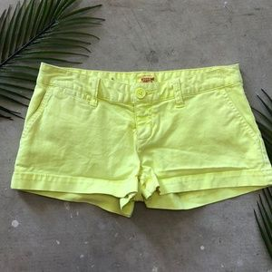 Mossimo | Short Neon Shorts Size 3